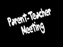 Parent/teacher meeting
