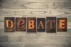 Concern Debates – Final 16